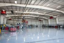 Gulfstream Appleton adds mid-cabin hangar