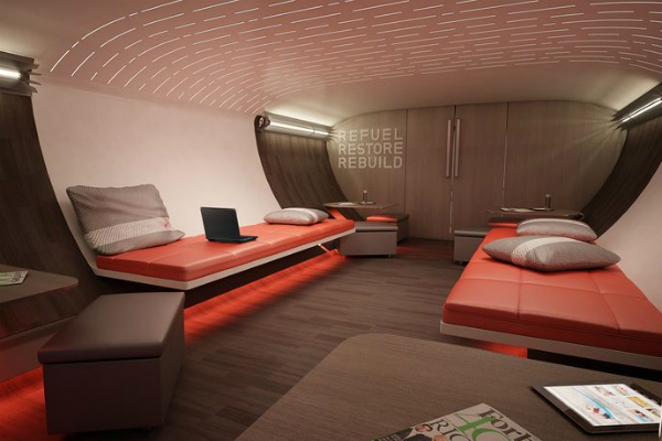 Nike Designs Private Jet For NBA Teams  Corporate Jet