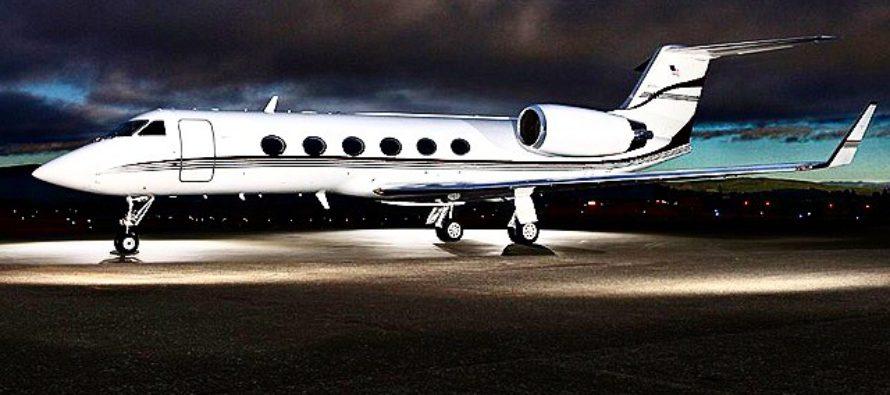 Dan Bilzerian buys Gulfstream N701DB private jet