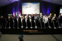 Embraer expands Florida facility