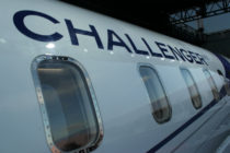 Bombardier delivers first German Challenger 650