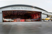 Gama Aviation sales up 45% in first six months of 2017