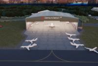 Gama Aviation lowers profit forecast for 2018