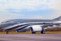Jet Aviation re-delivers Boeing BBJ1