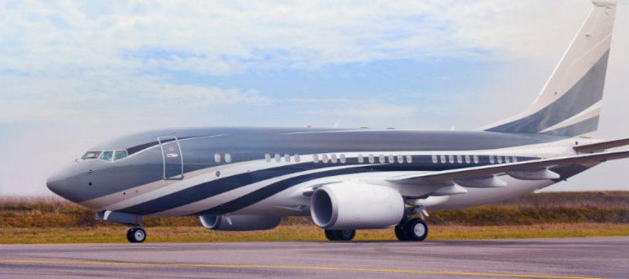 Jet Aviation re-delivers Boeing BBJ1