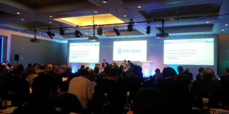 Corporate Jet Investor London 2015