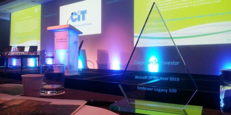 corporate-jet-investor-award