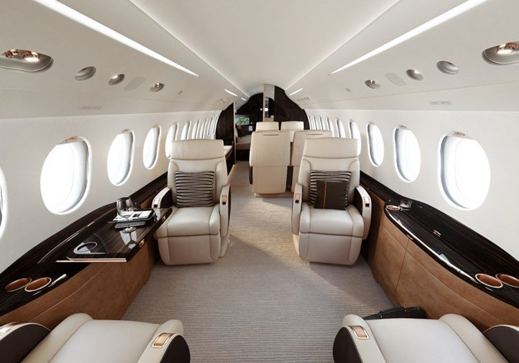 Dassault Falcon 8x Buyer S And Investor S Guide