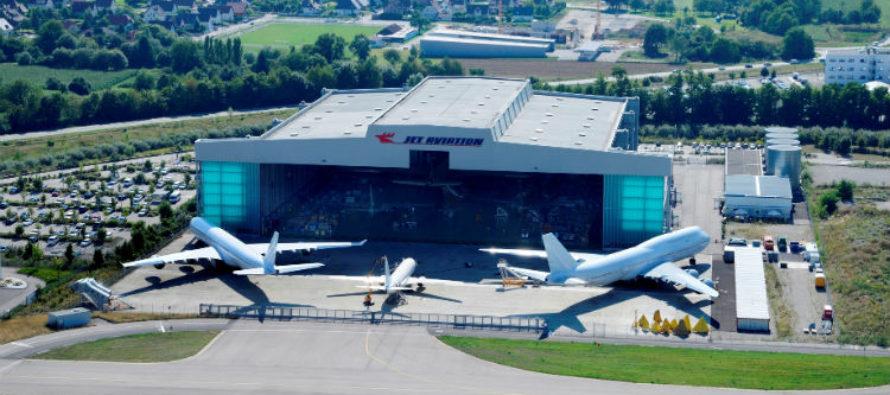 Jet Aviation Basel delivers brand new ACJ A340-600