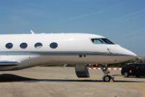 Emperor Aviation takes G650 under management