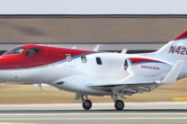 HondaJet to visit Hong Kong and Taiwan for first time
