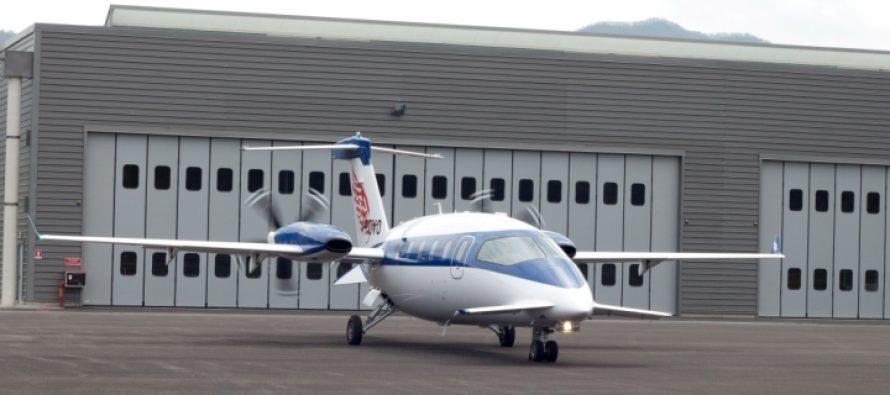 corporate jet investor | piaggio aerospace