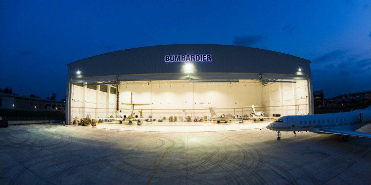 Bombardier, Seletar Aerospace Park