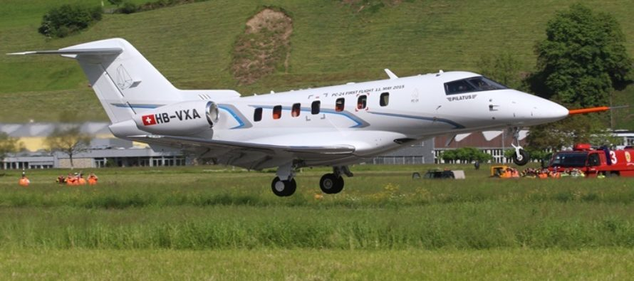Pilatus reopens PC-24 order book