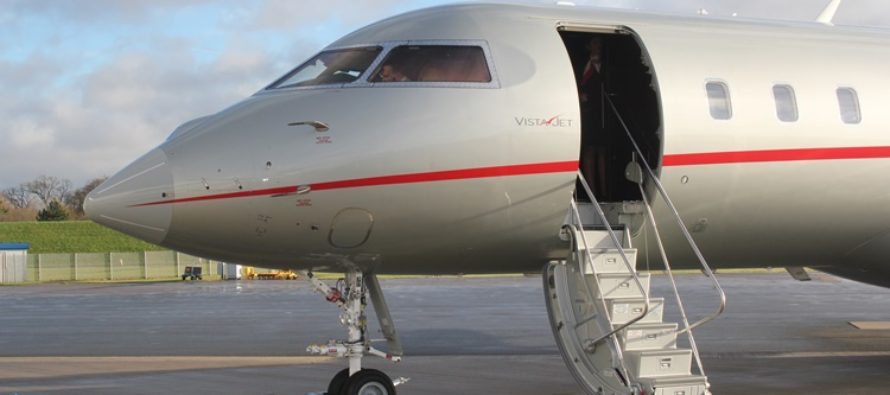 VistaJet launches Chinese website as local growth accelerates