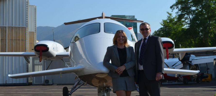 Zenith Aviation introduces Avanti EVO into charter service