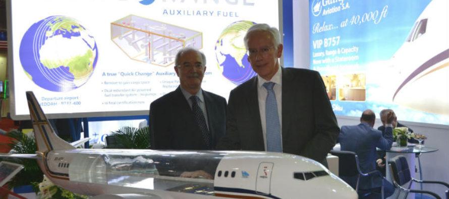GainJet extends range of VIP Boeing 737 | Corporate Jet Investor