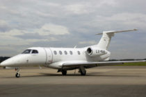 Luxaviation takes delivery of its first Phenom 300