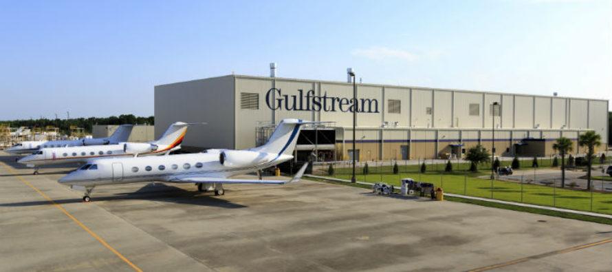 Novakovic confirms $1 billion Gulfstream order has been booked