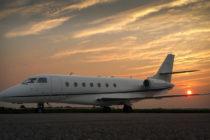 Azerbaijani Gulfstream G200 overruns Moscow runway