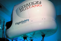 FSI Mustang simulator receives Level D qualification from EASA