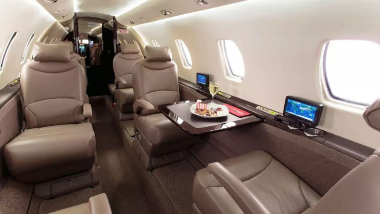 Meridian completes renovation of Hayward Citation XLS | Corporate ...