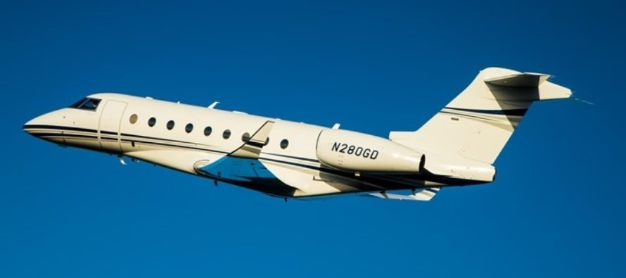 G280 sets Guernsey to Teterboro speed record