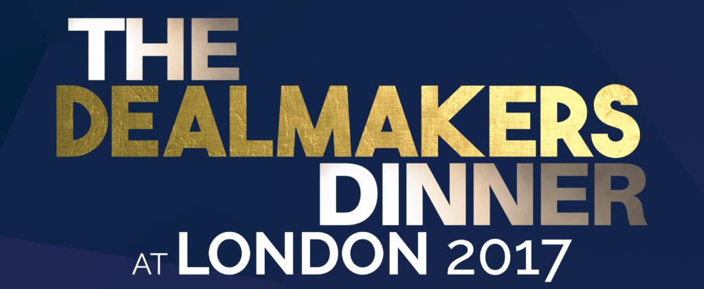 London dealmakers club Banner