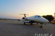 Flexjet adds first Legacy 450