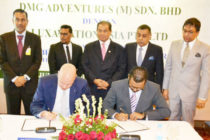 Luxaviation and DMG Adventures partners in Malaysia