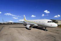 Airbus completes first ACJ319 sharlet retrofit