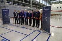 Dassault opens Bordeaux MRO facility