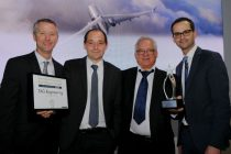 TAG Le Bourget service centre receives Bombardier award