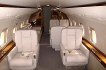 328 Support Services partners with Duncan for Challenger 604 completion