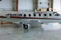 AirMed opens new Beechjet base at Cincinnati