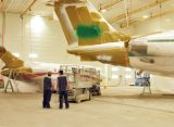 Duncan Aviation adds paint capacity at Battle Creek facility.