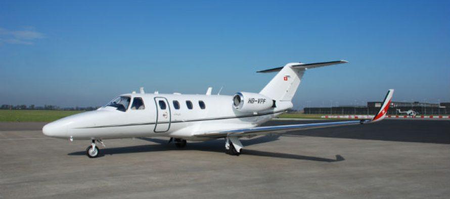 Nomad Aviation Adds A Citation Cj Charter Fleet