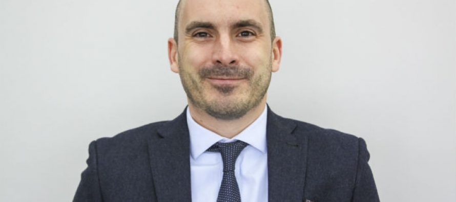 Paul Cantillon joins Interflight as commercial manager