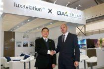 BAA and Luxaviation form new strategic alliance