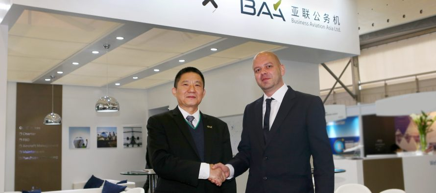 BAA and Luxaviation form new strategic alliance