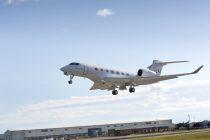Fourth G600 joins Gulfstream test fleet