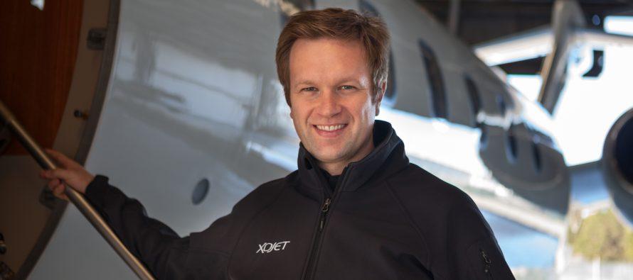 Brad Stewart's next plan for XOJET