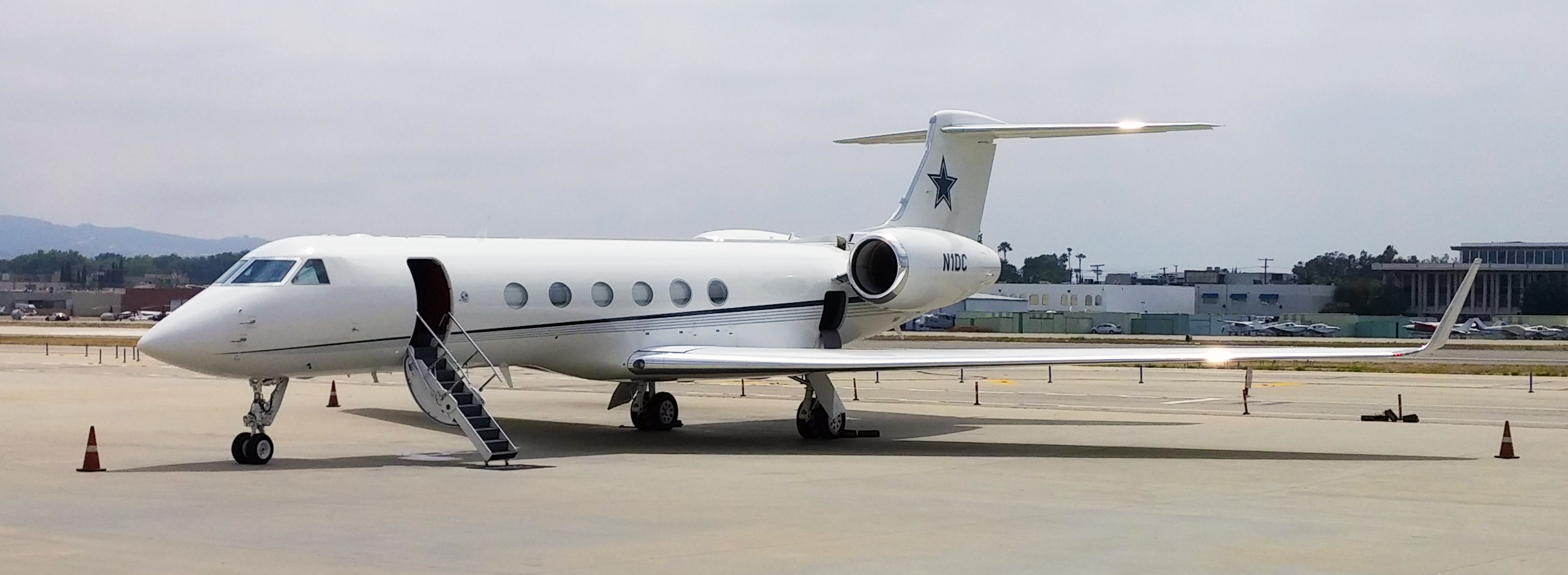 Some Aircraft Registrations Are Just 2SEXY  Corporate Jet Investor