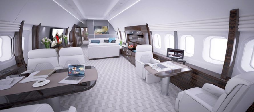 Comlux and Rockwell Collins team up for VIP solutions