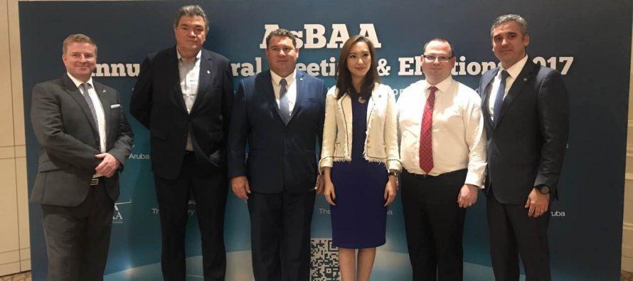 Jenny Lau new AsBAA chair