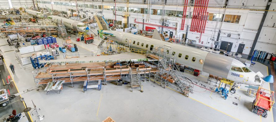 New business jets need to be more than good, they also need to be lucky