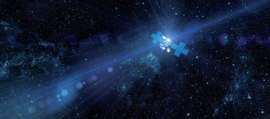 The new Viasat satellites will each have a capacity of 1,000 gigabits per second
