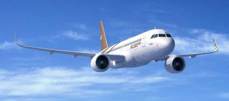 Comlux signs first ACJ320 NEO completion