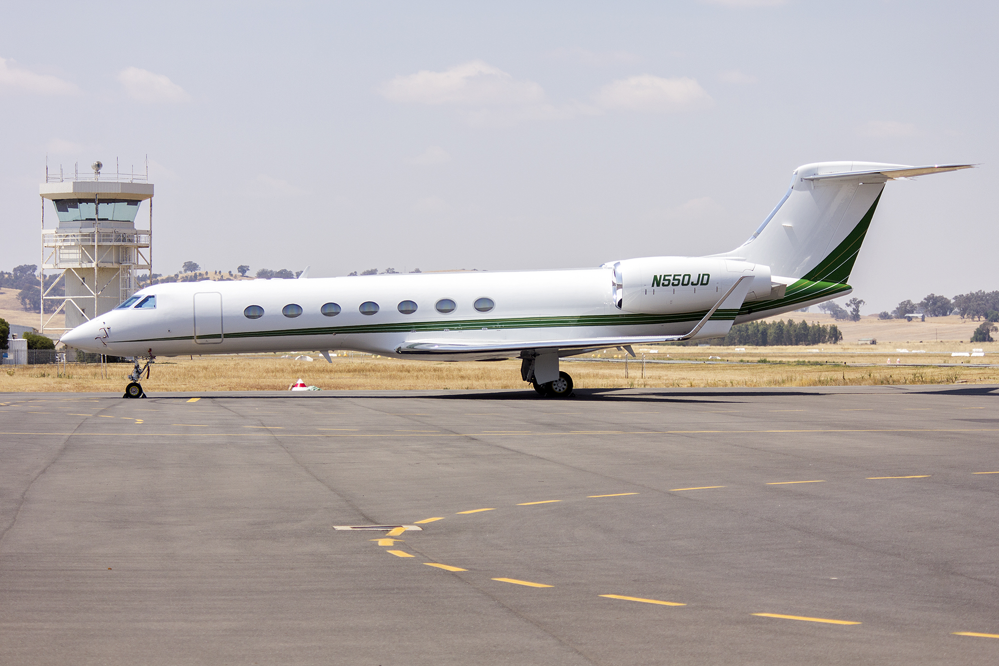 Kenny Chesney Airplane