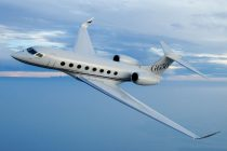 Gulfstream G650 is five years old